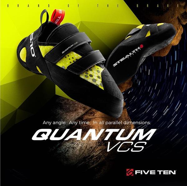 FIVE-TEN QUANTUM VCS...