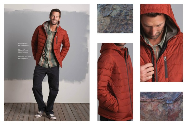 prAna 2014 FW...Men's Jacksts
