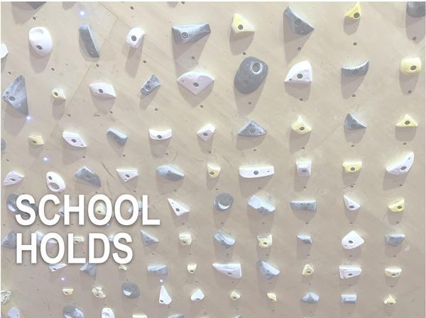 MOON CLIMBING...SCHOOL HOLDS
