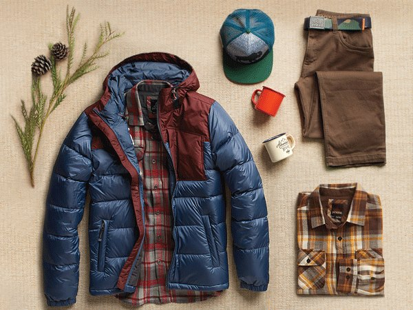 prAna 2016 Fall & Winter...Men' Tops