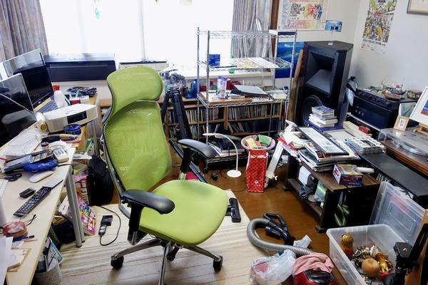 大掃除とプチ断捨離