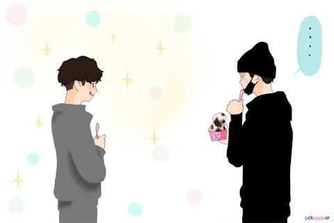 KEOアイス♡