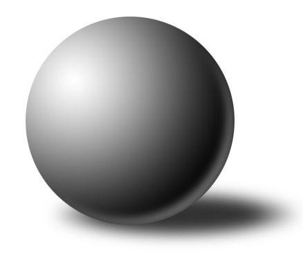 二次元に立体的な「球」を描く手法を研究するグラフィック実験 : きよ ...