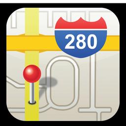 Googleマップより 手書きの地図のほうが便利 地図をもっとアバウトに表示するappleのアイデア きよおと Kiyoto