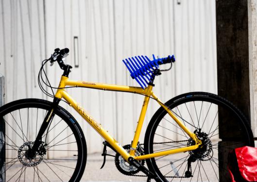 のような構造をもった自転車 ...