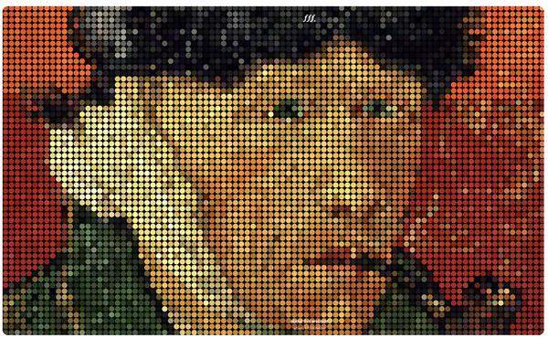 pixel goch