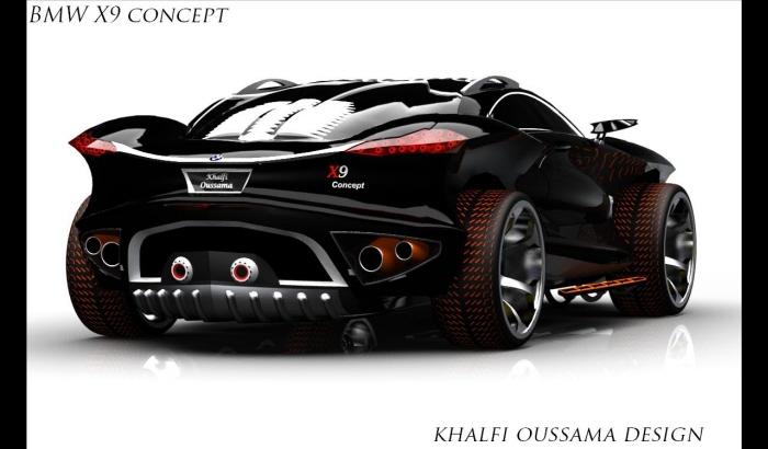 Bmwの新たなる系統・・・究極のクロスオーバー車x9 きよおと Kiyoto