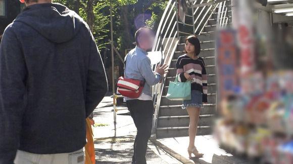 ロリカワ娘ななみ(20)大学生がナンパセックスで初イキに挑戦!