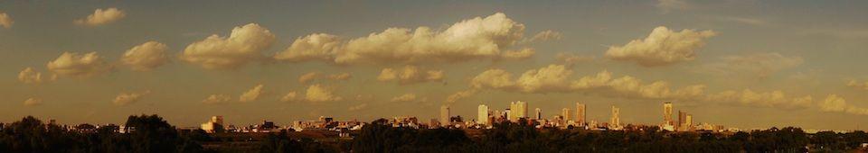 雲の上に音符あり。 イメージ画像