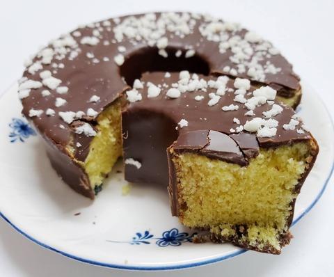 チョコレートバウムクーヘン【セブンイレブン】