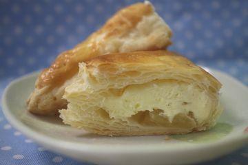 青森県産りんごのプレザーブ使用アップルパイ