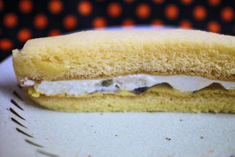 キウイのケーキサンド