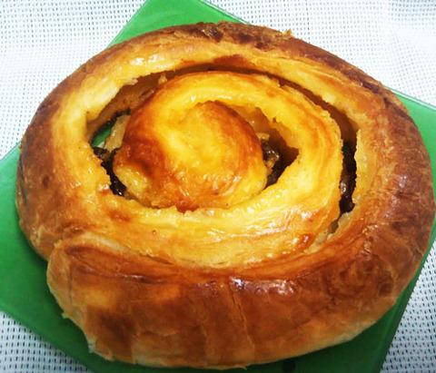 ネグリタラム酒のパン・オ・レザン
