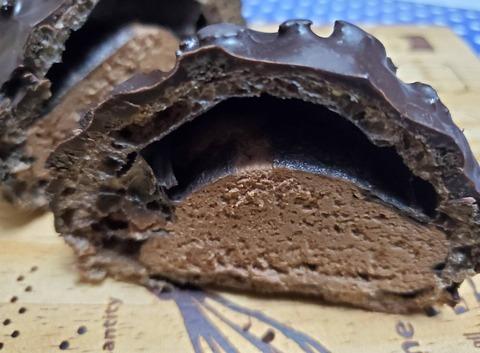 最後の試練チョコシュークリーム【ローソン】
