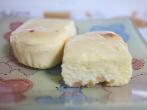 ぎゅっとクリームチーズケーキ