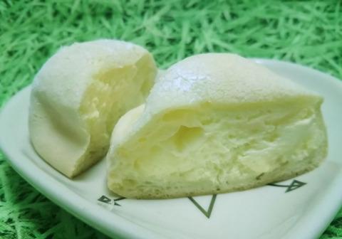 にこぷにゃ カスタードホイップ&レアチーズ【セブンイレブン】