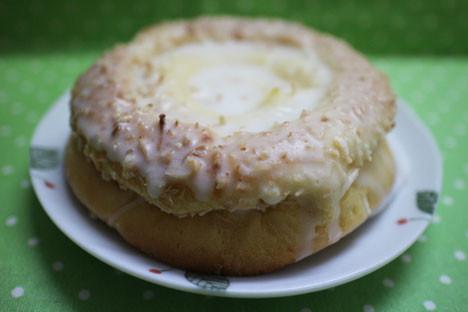 スコーレブロー(カスタードクリームパン)