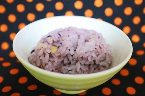 ばぁちゃん家の雑穀米