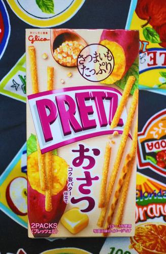 プリッツ おさつ【グリコ】