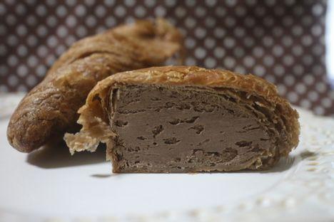 冷製チョコクロワッサン