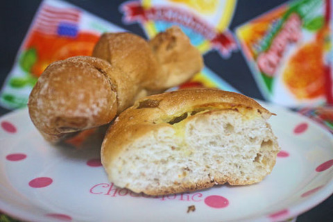 いちじくとくるみのフランスパン~チーズクリーム入り~