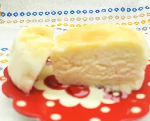白いスフレチーズケーキ【ローソン】