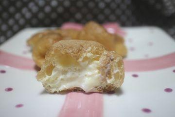 プチシュークリーム