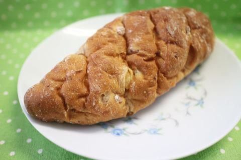 五穀とレーズンのフランスパン