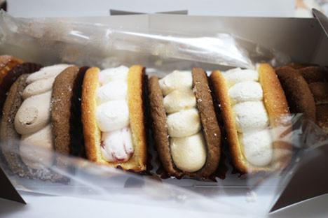 北の菓子 菓風 ふわふわオムレットセット