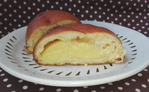 ブリオッシュドーナツ(カスタードクリーム)