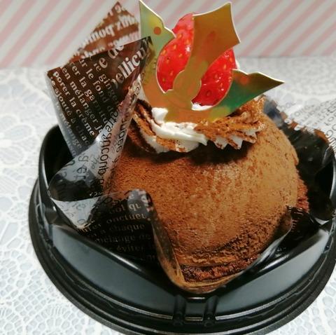 かぶと型ケーキ【ローソン】