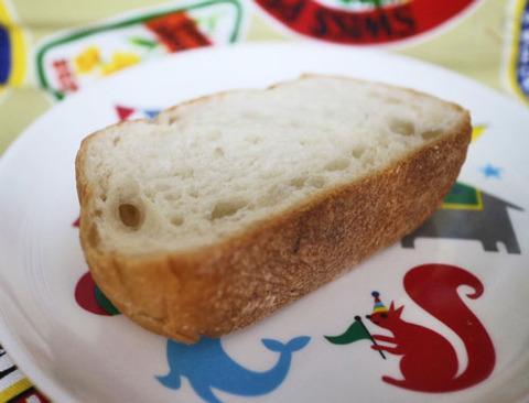 もっちりとしたソフトなフランスパン