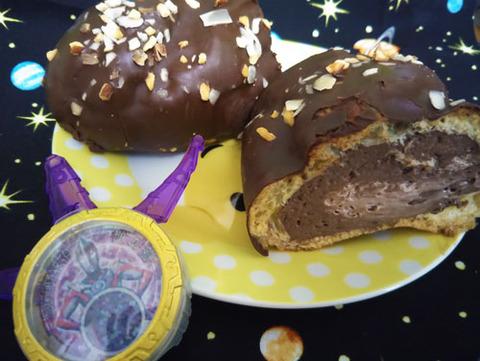グランデクレール(2層のチョコクリーム)【ローソン】