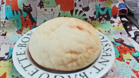 チーズクリームメロンパン