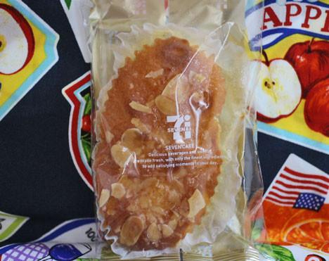 アーモンドケーキ【セブンイレブン】