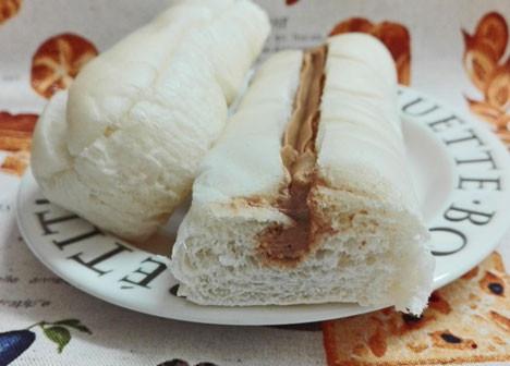 【セブンイレブン】ちぎりパン きなこクリーム