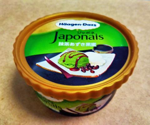 ハーゲンダッツ ジャポネ 抹茶あずき黒蜜【セブンイレブン限定】