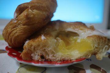 スイートリンゴのデニッシュ