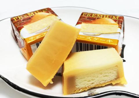 プレミアム チーズケーキ【チロルチョコ】