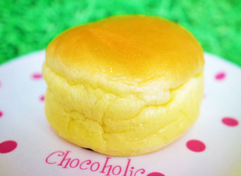 プリンクリームパン【セブンイレブン】
