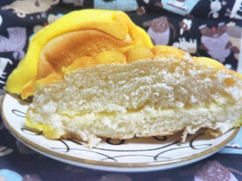 レモンクリームのメロンパン【セブンイレブン】
