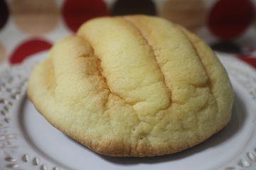 塩バターメロンパン