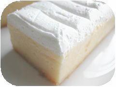ベイクドチーズです。