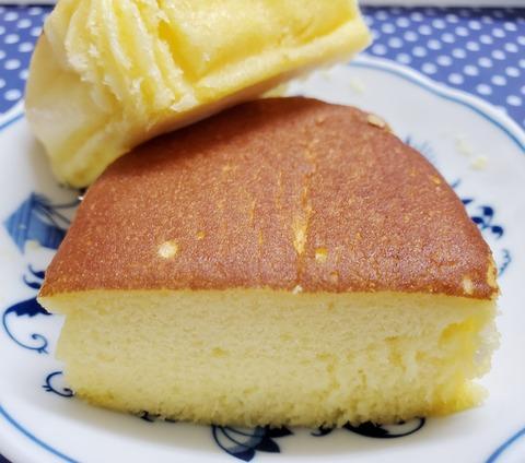 カステラ風蒸しケーキ【山崎製パン】