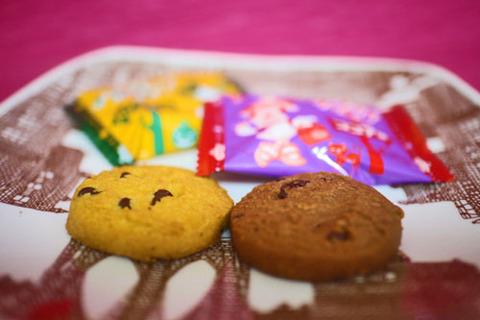 チョコチップクッキー ハロウィン限定ディズニーパッケージ