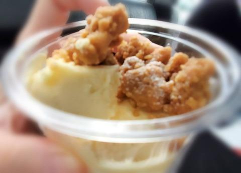 ダブルレアチーズケーキ【セブンイレブン】
