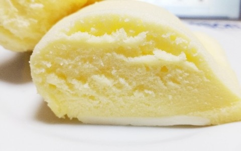 ふんわりしっとりレアチーズ蒸しケーキ【ファミリーマート】