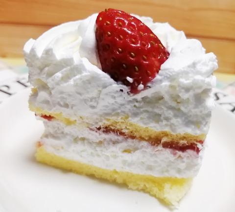 苺のショートケーキ【ファミリーマート】