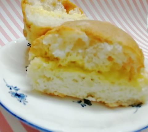 もち麦モッチパン バター【ローソン】