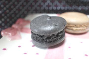 チョコマカロン(ビター・スイート)